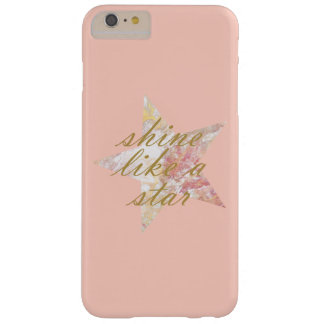 Star Barely There iPhone 6 Plus Case