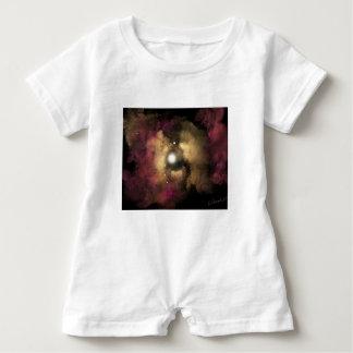 Star Birth Baby Romper