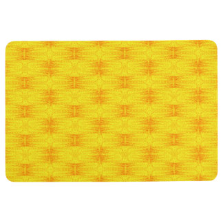 Star Birth Loving Yellowish Floor Mat