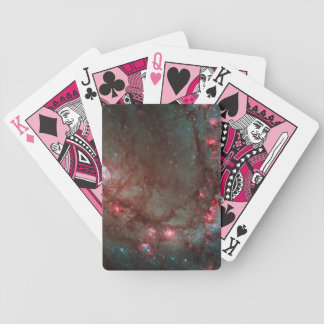 Star Birth Space photography Bicycle Playing Cards