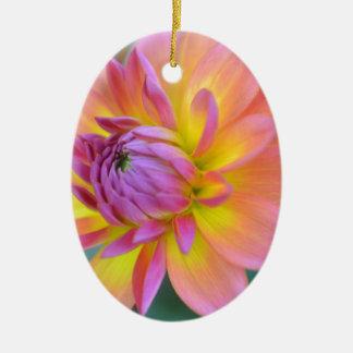 Star Bright Ceramic Ornament