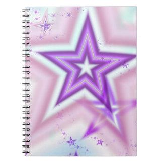Star Burst Dreams Notebook