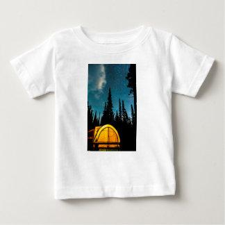 Star Camping Baby T-Shirt