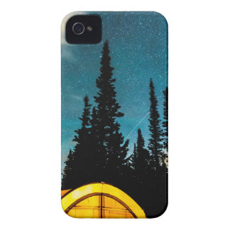 Star Camping iPhone 4 Cover