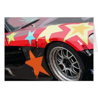 STAR CAR CARD