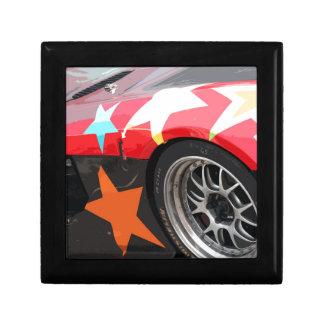 STAR CAR GIFT BOX