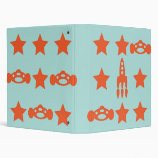 Star car vinyl binder