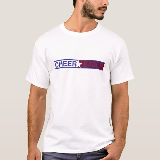 star cheerleader 1 T-Shirt