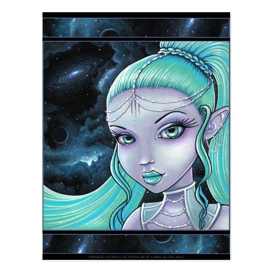 Star Child Celestial Fairy Asteria Postcard