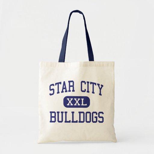 Star City Bulldogs Middle Star City Arkansas Bags