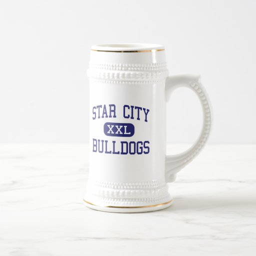 Star City Bulldogs Middle Star City Arkansas Mugs