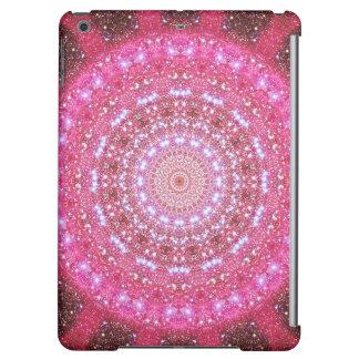 Star Cluster Mandala iPad Air Covers