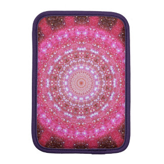 Star Cluster Mandala iPad Mini Sleeves