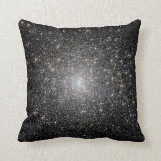 Star Clusters - Starry Sky Throw Pillow