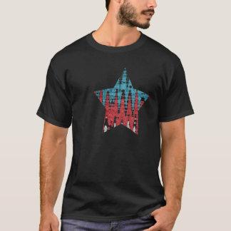 Star Concourse Basic Dark T-Shirt, Black T-Shirt