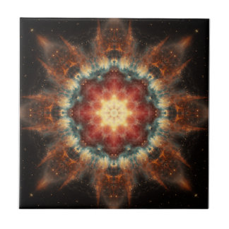 Star Dance Ceramic Tile