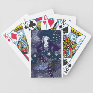 Star Dancer Bicycle Playing Cards