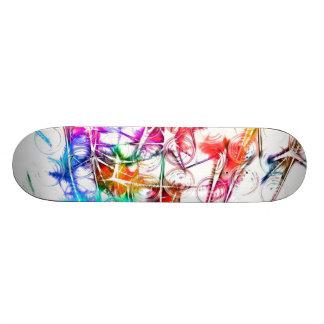 Star Design Custom Skate Board
