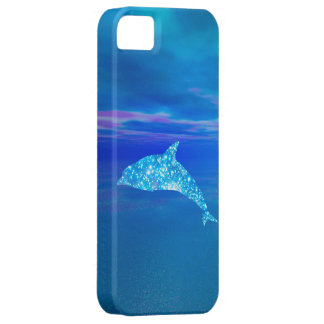 Star Dolphin iPhone 5 Cover
