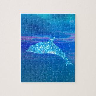 Star Dolphin Jigsaw Puzzle