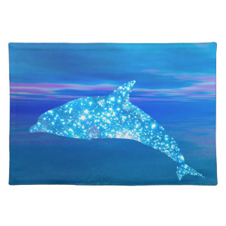 Star Dolphin Placemat