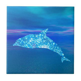 Star Dolphin Tile