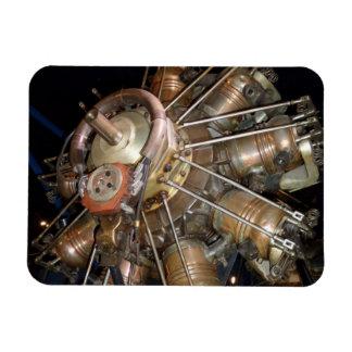 "Star Engine 3""x4"" Magnet"