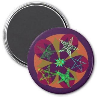 Star Evolution Magnet