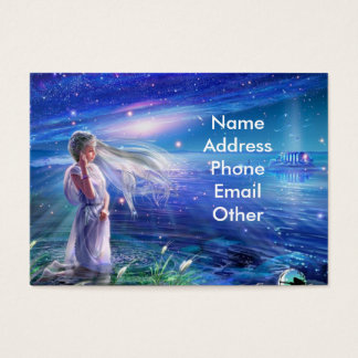 Star Fantasy Sky Business Cards