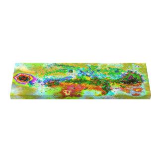 """""""Star Field"""" 36"""" x 12"""", 1.5 canvas print"""