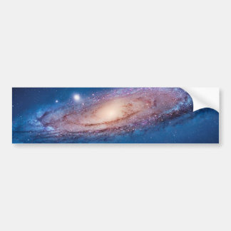 Star Field Bumper Sticker