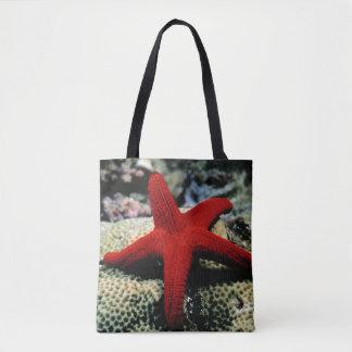 Star Fish | Red Sea Tote Bag