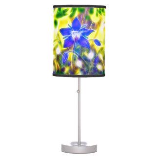 Star Flower (Borage) Table Lamp