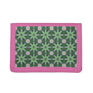 Star Flower Mandala (multi print) Wallet