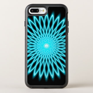 Star Flower Mandala OtterBox Symmetry iPhone 7 Plus Case