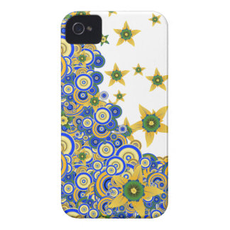 Star Flower Vector iPhone 4/4SCase-Mate iPhone 4 Case-Mate Cases