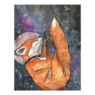 Star Fox Letterhead