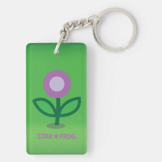 STAR*FROG™ Flower Keychain