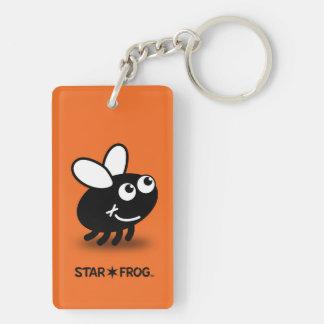 STAR*FROG™ Fly Keychain