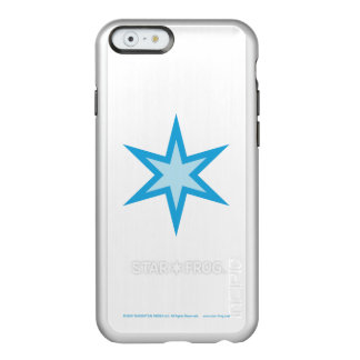 STAR*FROG™, iPhone 6 Feather® Shine, Silver Incipio Feather® Shine iPhone 6 Case