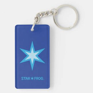 STAR-FROG™ Star Keychain