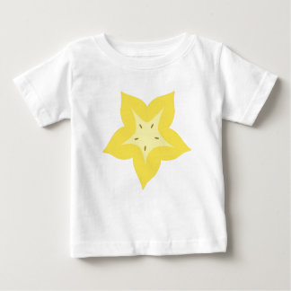 star fruit design cute baby T-Shirt