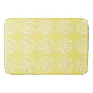 Star Fruit Mandala Bath Mat