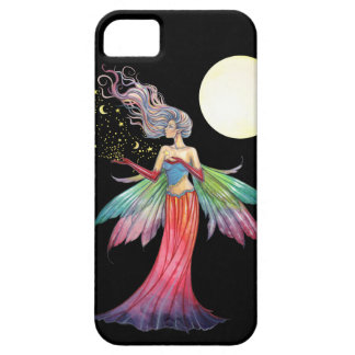 Star Gatherer Colorful Fairy Fantasy iPhone 5 Case