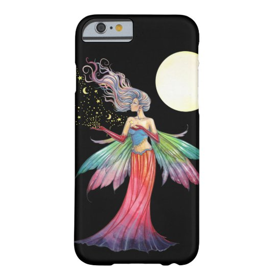 Star Gatherer Colourful Fairy Fantasy Barely There iPhone 6 Case