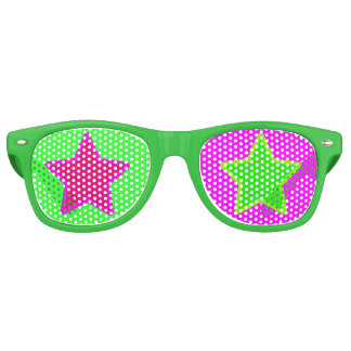 Star Gazer Retro Sunglasses