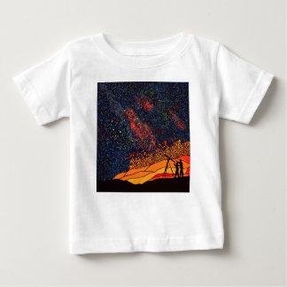 Star gazing baby T-Shirt