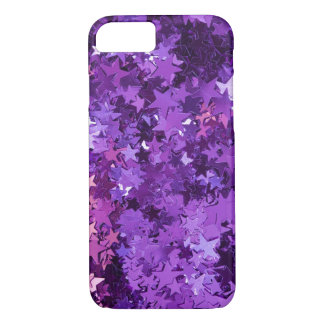 Star glitter iPhone 7 case