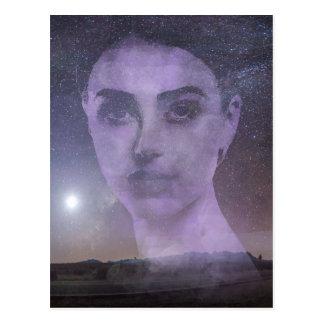 Star Goddess Postcard