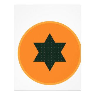 star half fruit letterhead